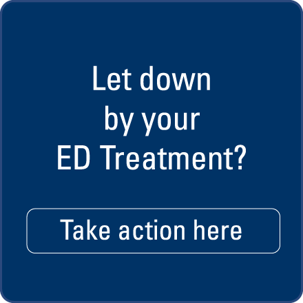 ED treatment options