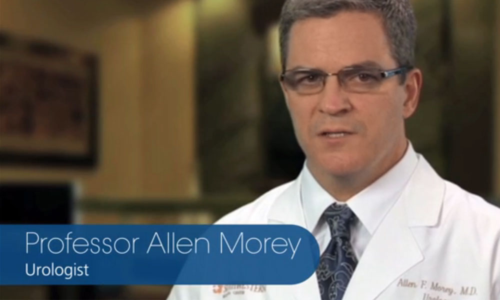 Dr. Morey's video on incontinence